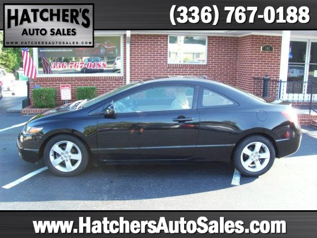 2006 Honda Civic EX 2dr Coupe w/Automatic Winston-Salem NC