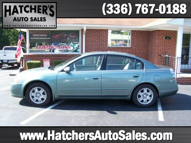 2005 Nissan Altima S for sale by dealer
