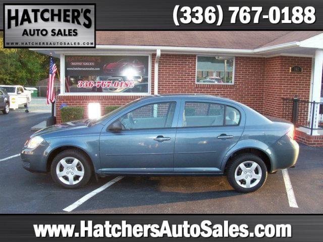 2007 Chevrolet Cobalt LS 4dr Sedan for sale by dealer