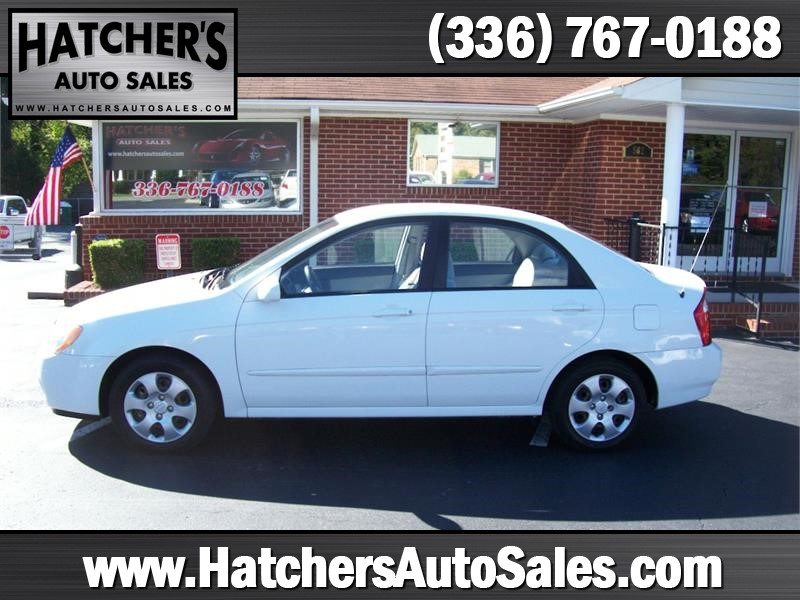 2006 Kia Spectra EX for sale by dealer