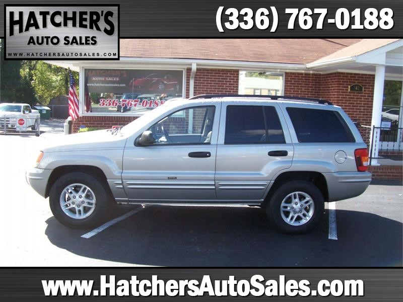 Jeep Grand Cherokee Laredo 4WD in Winston-Salem