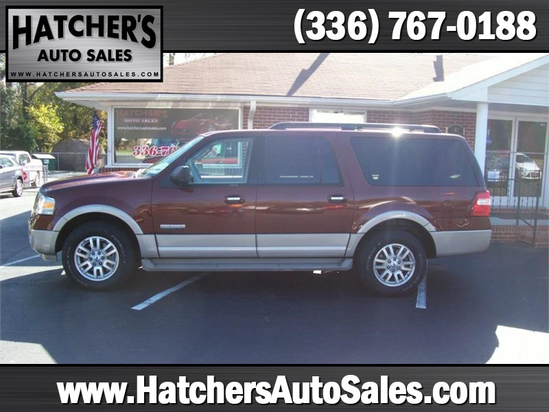 2007 Ford Expedition EL Eddie Bauer 2WD for sale by dealer
