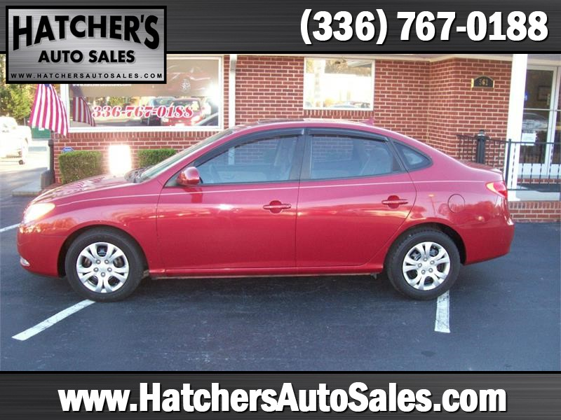 2010 Hyundai Elantra GLS for sale by dealer