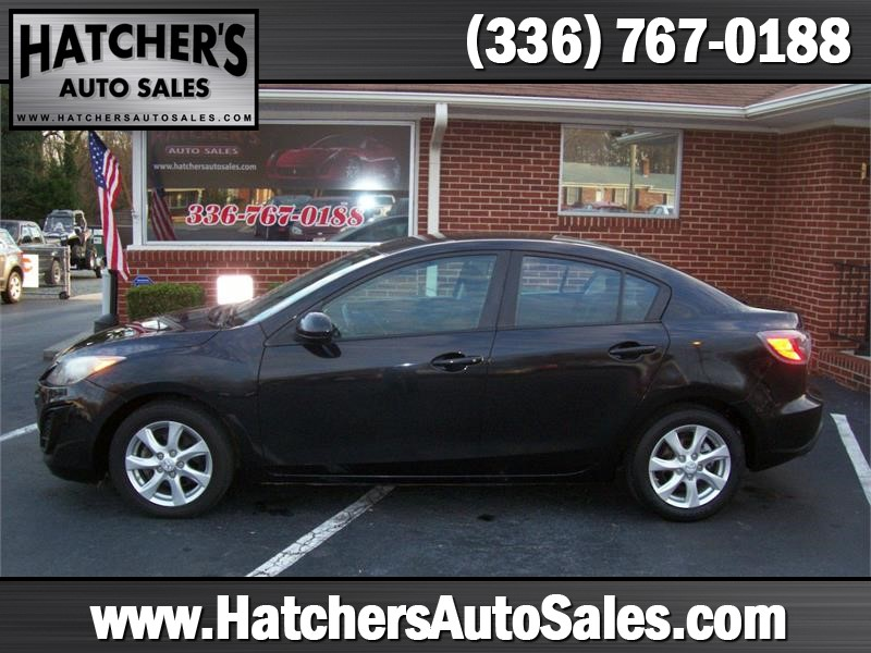 2011 Mazda MAZDA3 i Touring 4-Door for sale by dealer