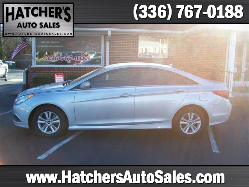 2014 Hyundai Sonata GLS for sale by dealer