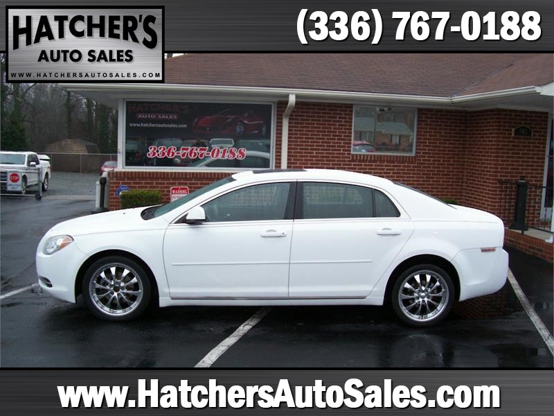 2010 Chevrolet Malibu 1LT for sale by dealer