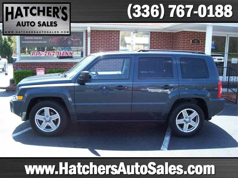 2008 Jeep Patriot Sport 2WD for sale by dealer