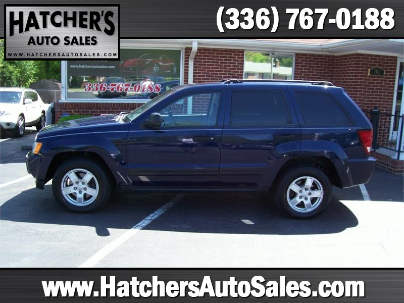 2006 Jeep Grand Cherokee Laredo 4WD for sale by dealer