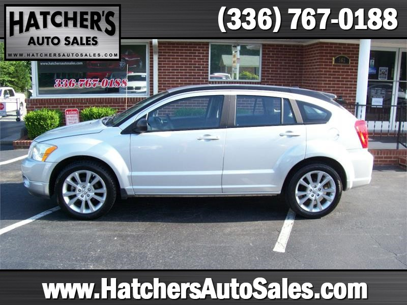 2011 Dodge Caliber Heat Winston-Salem NC