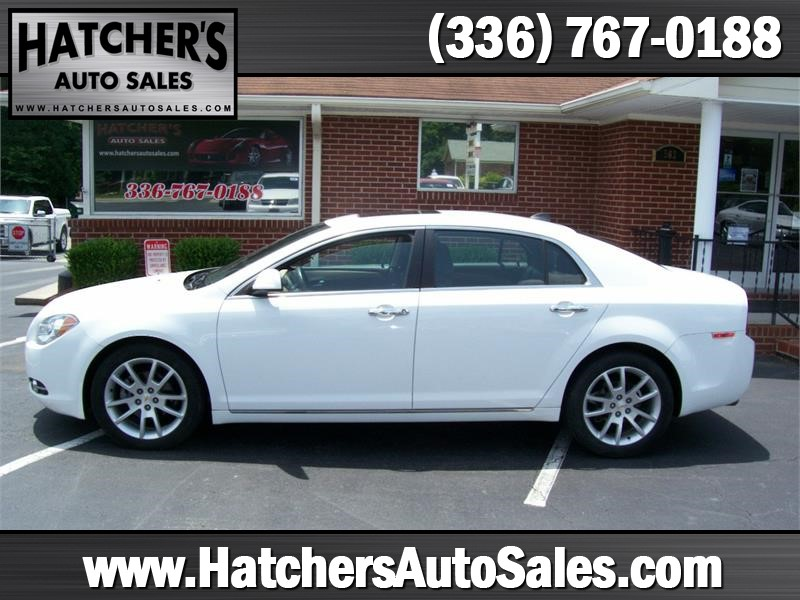 Chevrolet Malibu 2LTZ in Winston-Salem