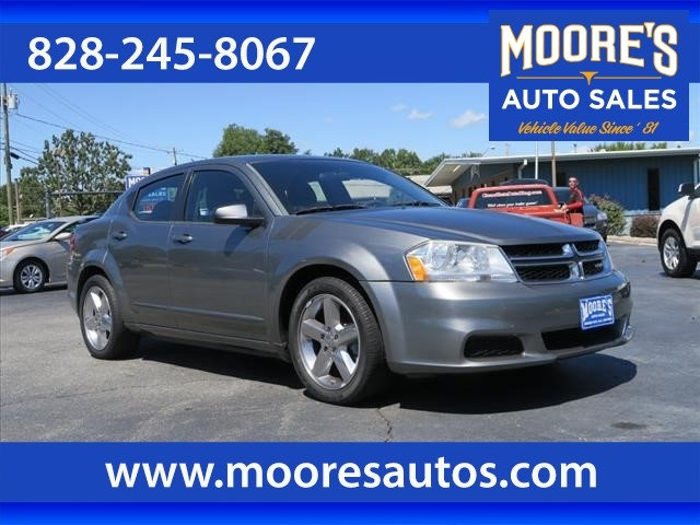 2012 Dodge Avenger SE Forest City NC