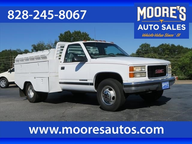 2000 GMC C/K 3500 Series C3500 SL Work Truck Forest City NC