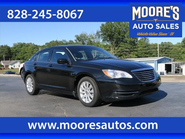 2012 Chrysler 200 Touring Forest City NC