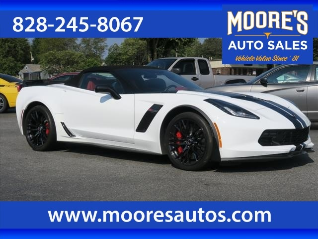 2015 Chevrolet Corvette Z06 Forest City NC