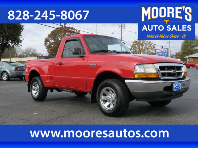 2000 Ford Ranger XLT Forest City NC