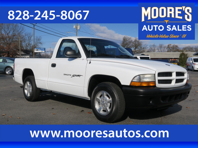 2001 Dodge Dakota SLT Forest City NC