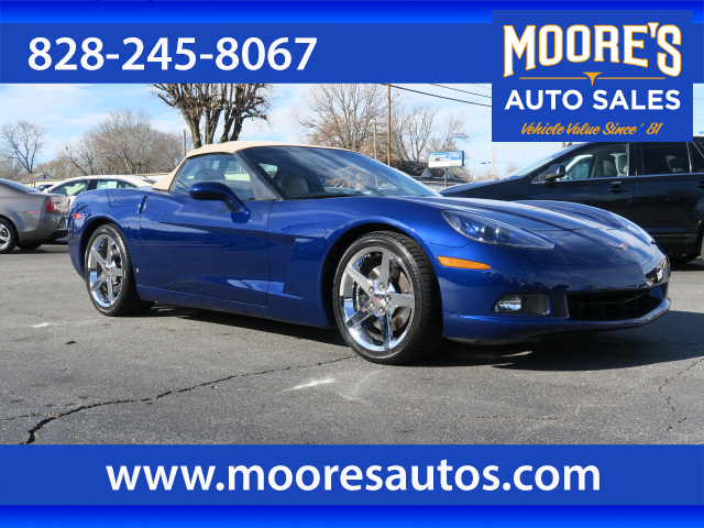 2006 Chevrolet Corvette Base Forest City NC