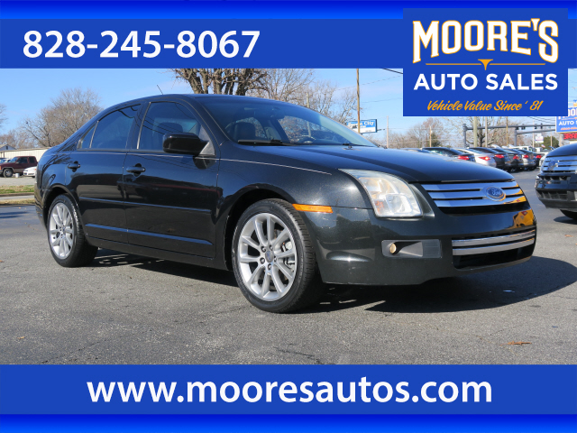2009 Ford Fusion SE Forest City NC