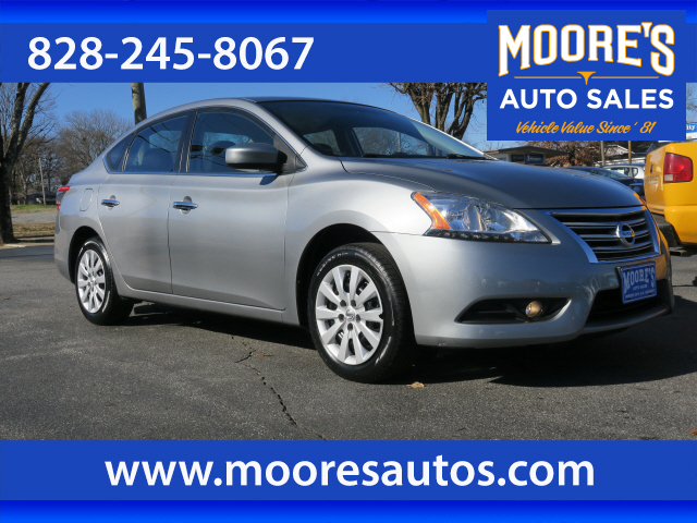 2013 Nissan Sentra FE+ SV for sale by dealer