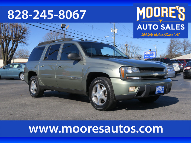 2004 Chevrolet TrailBlazer EXT LT Forest City NC