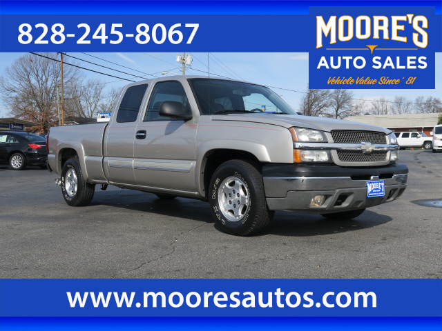 2004 Chevrolet Silverado 1500 LS Forest City NC