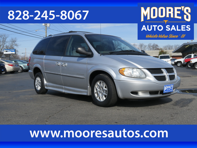 2001 Dodge Grand Caravan Sport Forest City NC