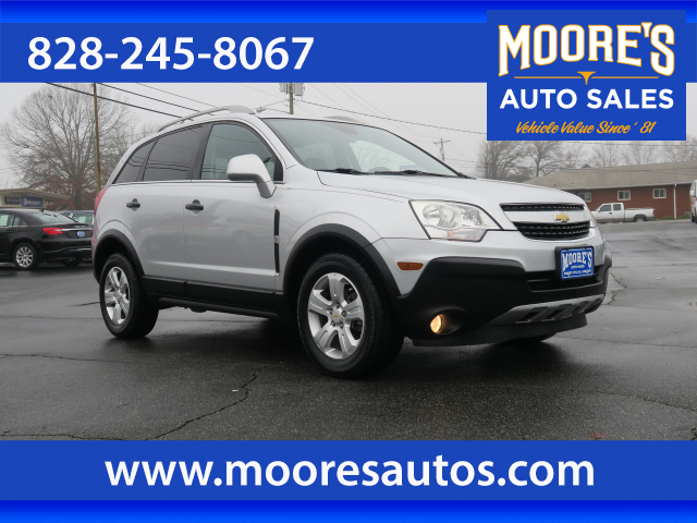 2013 Chevrolet Captiva Sport LS Forest City NC