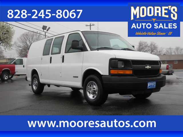 2005 Chevrolet Express Cargo 2500 Forest City NC