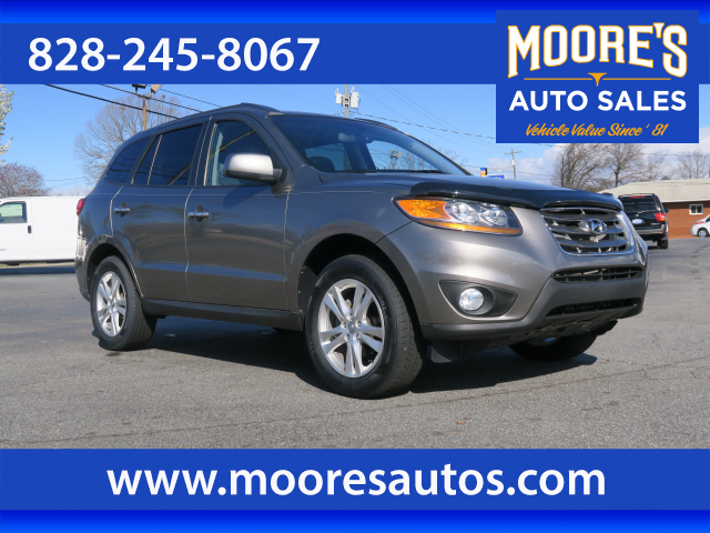 2011 Hyundai Santa Fe Limited Forest City NC