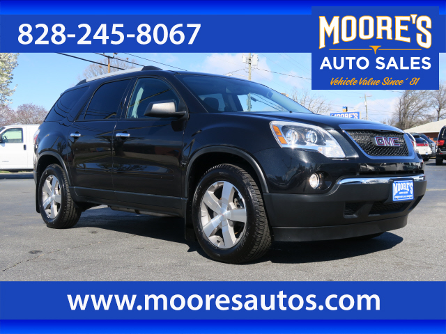 2011 GMC Acadia SLE Forest City NC
