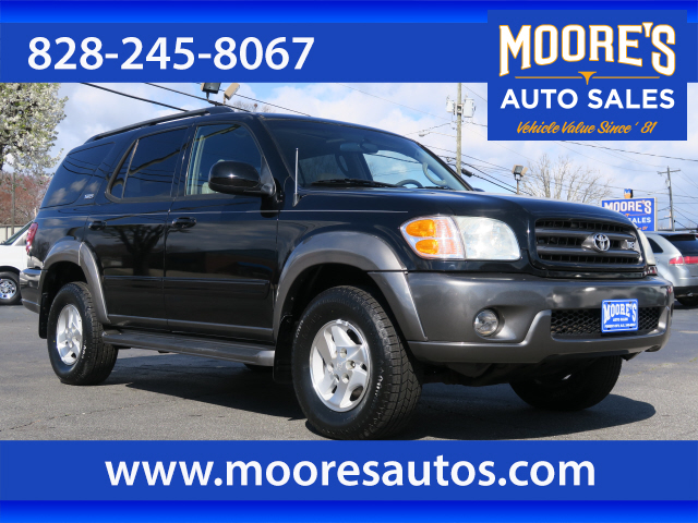 2004 Toyota Sequoia SR5 Forest City NC