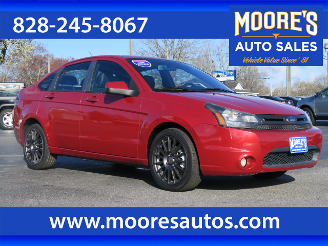 2010 Ford Focus SES Forest City NC