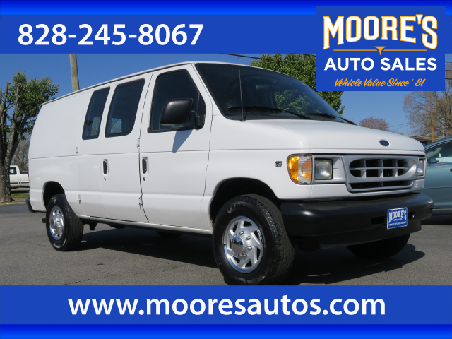 2001 Ford E-Series Cargo E-250 for sale by dealer