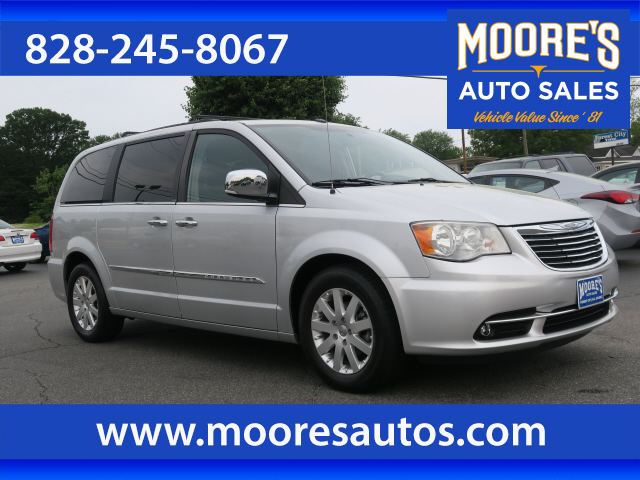 2011 Chrysler Town & Country Touring-L for sale by dealer