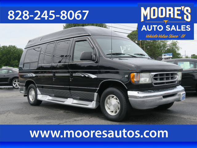 2002 Ford Econoline E150 for sale by dealer