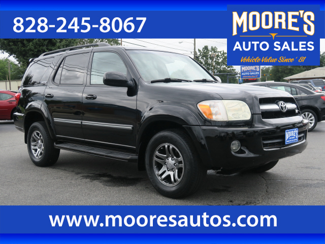 2005 Toyota Sequoia Limited for sale by dealer