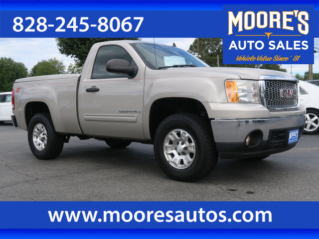 2008 GMC Sierra 1500 SLE1 for sale by dealer