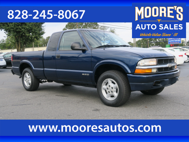 1998 Chevrolet S-10 LS for sale by dealer