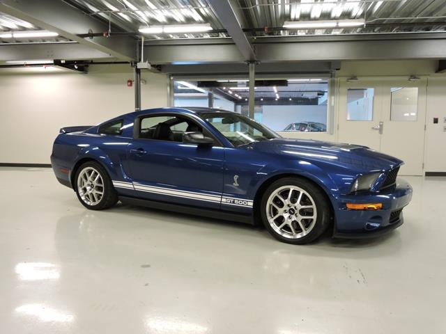 2007 Ford Mustang Shelby GT500 for sale by dealer