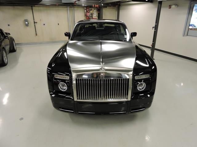 Rolls-Royce Phantom Coupe in New Orleans