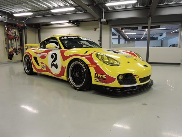 Porsche Cayman Interseries Car S in New Orleans