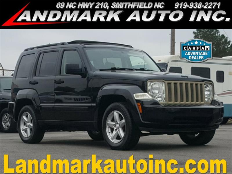 2008 JEEP LIBERTY LIMITED for sale by dealer