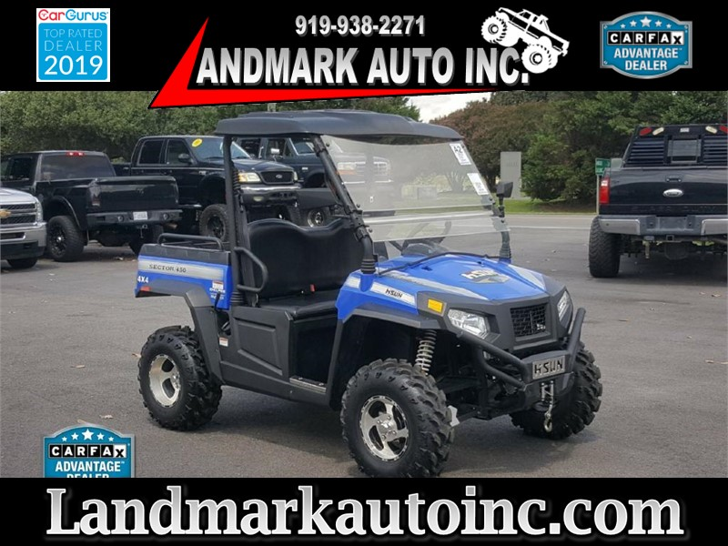 2016 HS 450 ATV for sale by dealer