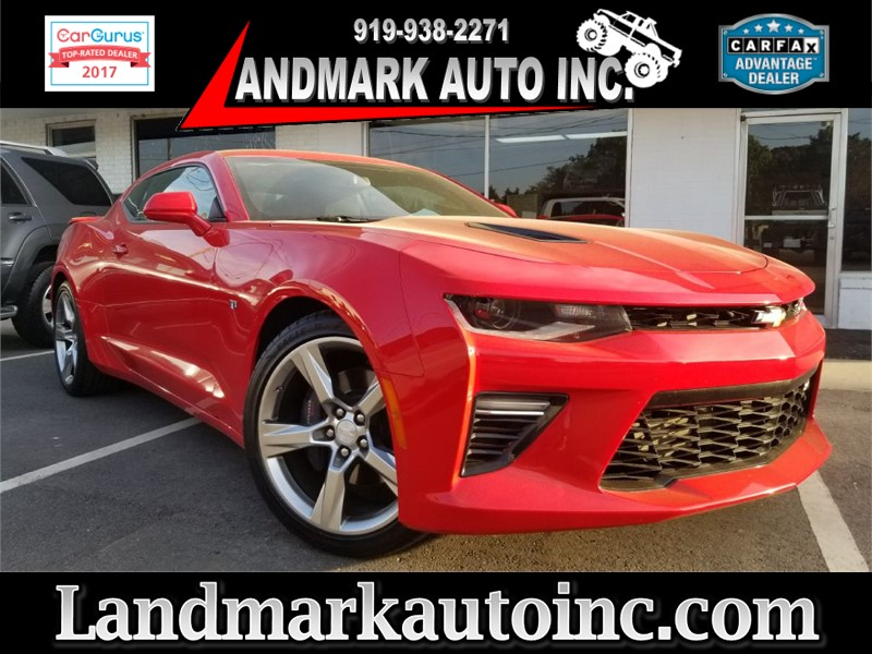 2017 CHEVROLET CAMARO 1SS for sale by dealer