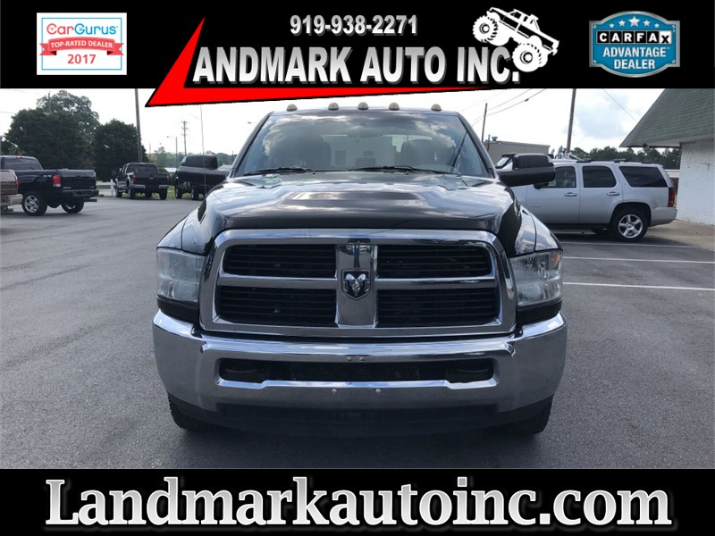 2012 DODGE RAM 3500 ST CREWCAB DRW 4WD for sale by dealer
