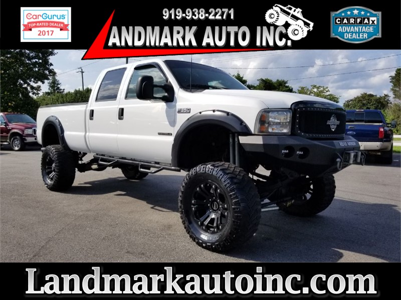 2002 FORD F350 SRW SUPER DUTY for sale by dealer