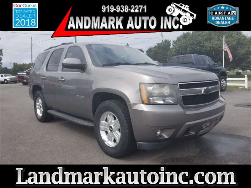 2009 CHEVROLET TAHOE 1500 LT for sale by dealer
