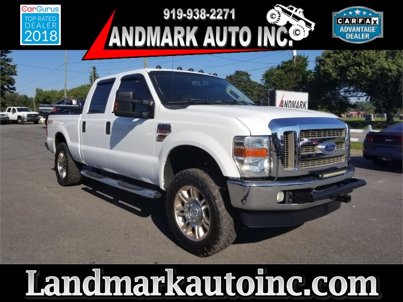2008 FORD F250 SUPER DUTY for sale by dealer