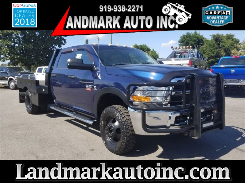 2011 DODGE RAM 3500 ST for sale by dealer