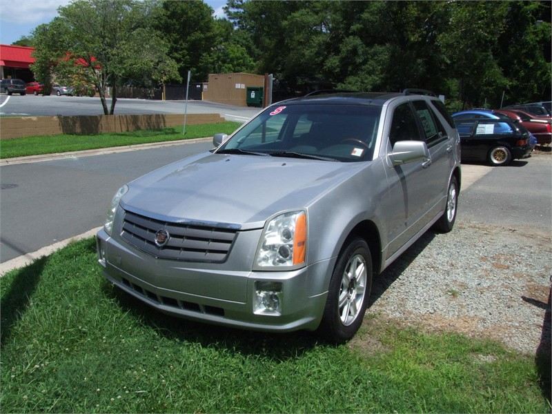 2004 CADILLAC SRX for sale by dealer